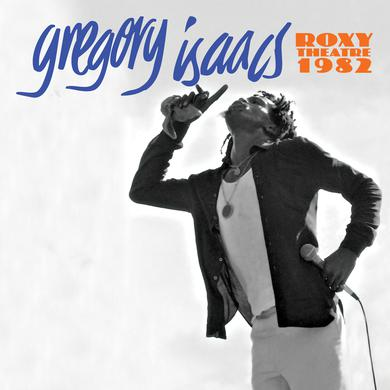 Gregory Isaacs ROXY THEATRE 1982 Vinyl Record