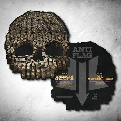 Anti-Flag AMERICAN ATTRACTION Vinyl Record