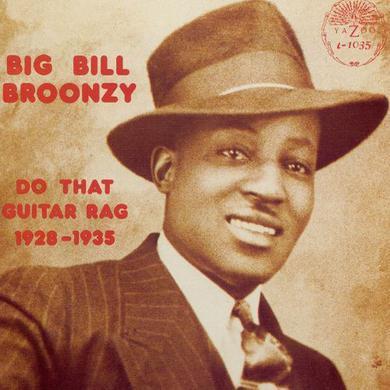 Big Bill Broonzy DO THAT GUITAR RAG Vinyl Record