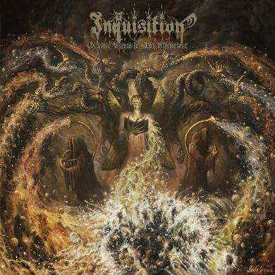 Inquisition OBSCURE VERSES FOR THE MULTIVERSE Vinyl Record