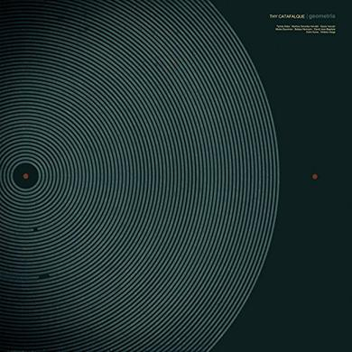 THY CATAFALQUE GEOMETRIA Vinyl Record