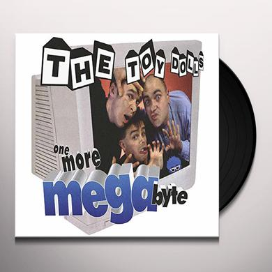 Toy Dolls ONE MORE MEGABYTE Vinyl Record