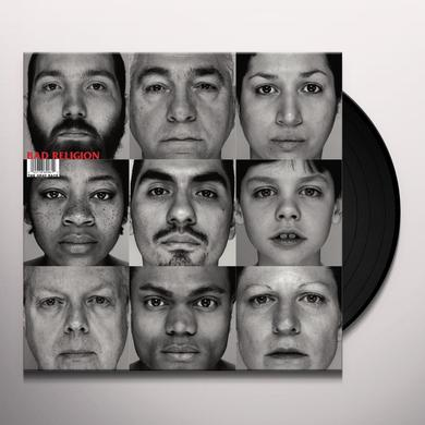 Bad Religion GRAY RACE Vinyl Record