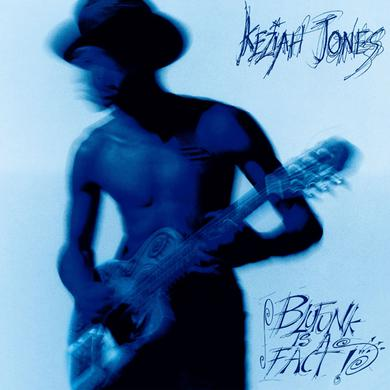 Keziah Jones BLUFUNK IS A FACT Vinyl Record