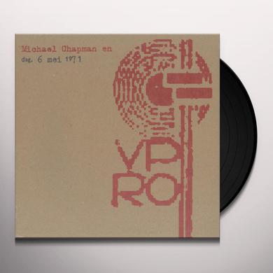 Michael Chapman LIVE VPRO Vinyl Record