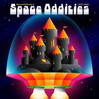 BERNARD ESTARDY'S SPACE ODDITIES Vinyl Record