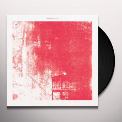 Belong OCTOBER LANGUAGE Vinyl Record