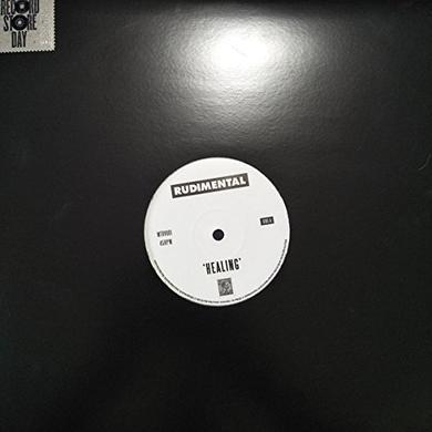 Rudimental HEALING / NO FEAR Vinyl Record