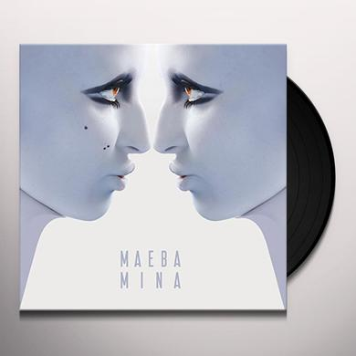 Mina MAEBA Vinyl Record