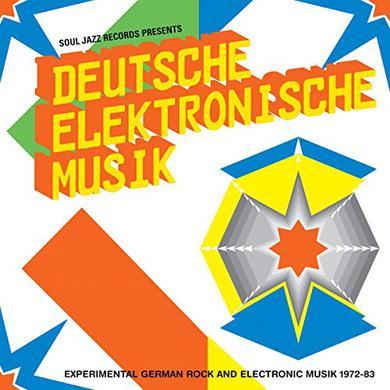 Soul Jazz Records Presents DEUTSCHE ELEKTRONISCHE MUSIK: EXPERIMENTAL GERMAN Vinyl Record