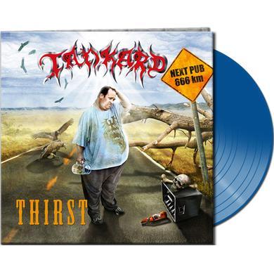 Tankard THIRST (CLEAR BLUE VINYL) Vinyl Record