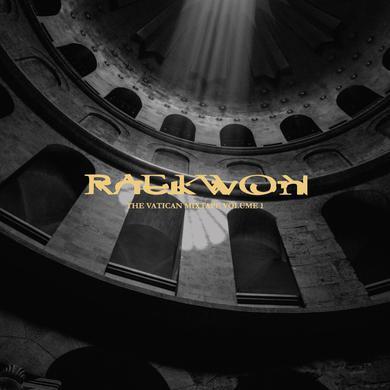 Raekwon VATICAN MIXTAPE VOL. 1 Vinyl Record