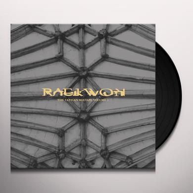 Raekwon VATICAN MIXTAPE VOL. 3 Vinyl Record