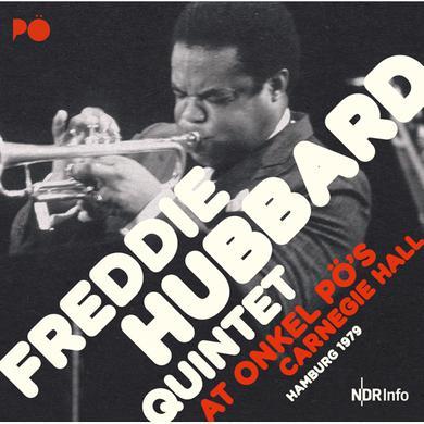 Freddie Hubbard AT ONKEL PO'S CARNEGIE HALL HAMBURG 79 Vinyl Record