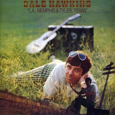 Dale Hawkins L.A. MEMPHIS AND TYLER TEXAS Vinyl Record
