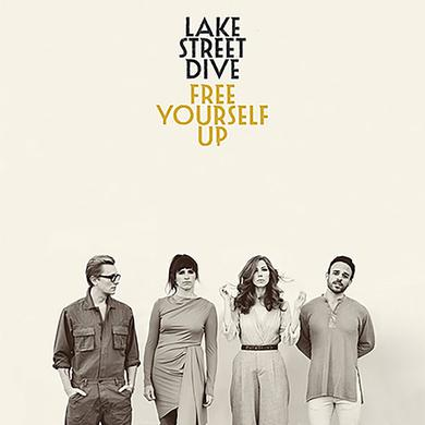 Lake Street Dive FREE YOURSELF Vinyl Record