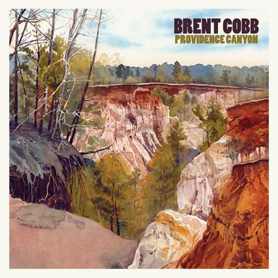 Brent Cobb PROVIDENCE CANYON Vinyl Record