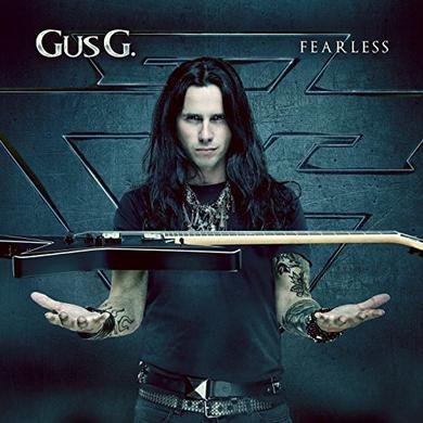 Gus G. FEARLESS Vinyl Record