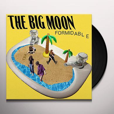 BIG MOON FORMIDABLE Vinyl Record