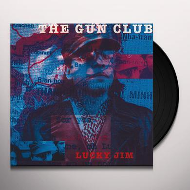 Gun Club LUCKY JIM Vinyl Record