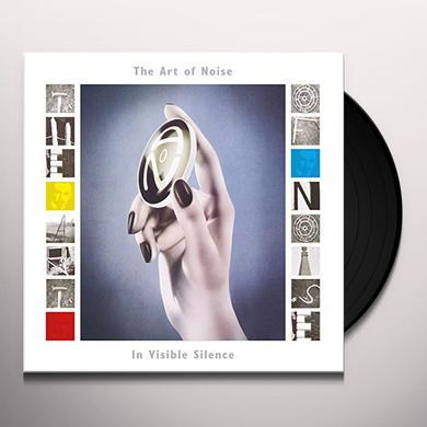 Art Of Noise IN VISIBLE SILENCE Vinyl Record