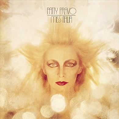 Patty Pravo MISS ITALIA Vinyl Record