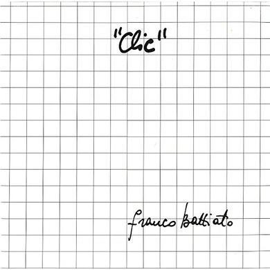 Franco Battiato CLIC Vinyl Record