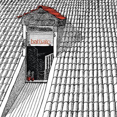Franco Battiato BATTIATO Vinyl Record