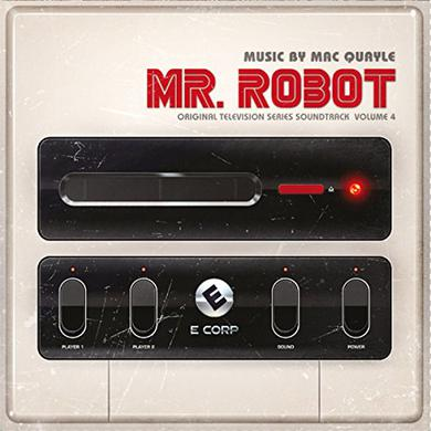 Mac Quayle MR. ROBOT VOL. 4 / O.S.T. Vinyl Record
