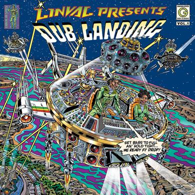 LINVAL THOMPSON PRESENTS: DUB LANDING 1 Vinyl Record