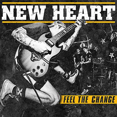 New Heart FEEL THE CHANGE Vinyl Record