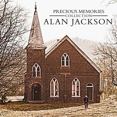Alan Jackson PRECIOUS MEMORIES COLLECTION Vinyl Record