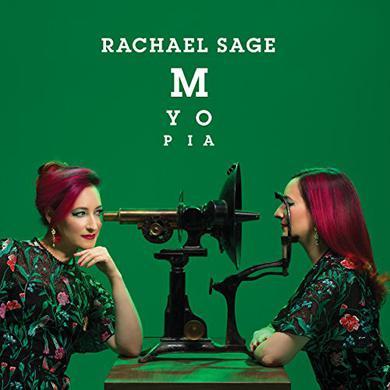 Rachael Sage MYOPIA Vinyl Record