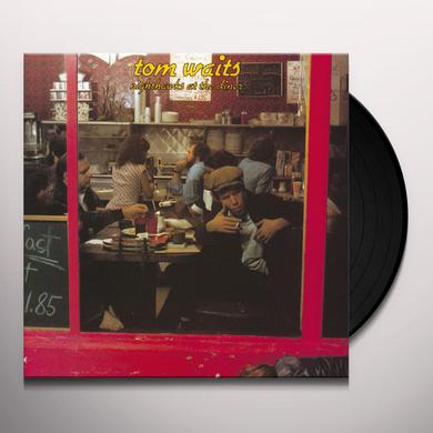 Tom Waits NIGHTHAWKS AT THE DINER (REMASTERED) Vinyl Record