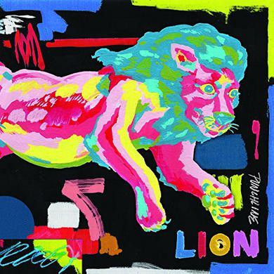 Punchline LION Vinyl Record