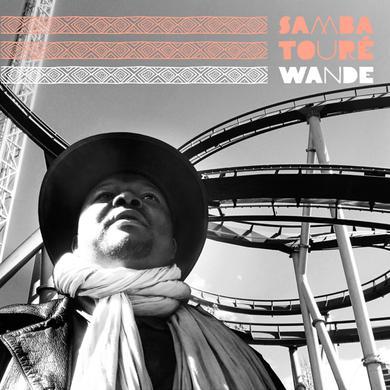 Samba Toure WANDE Vinyl Record