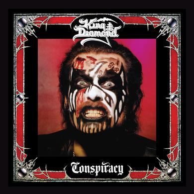 King Diamond CONSPIRACY Vinyl Record