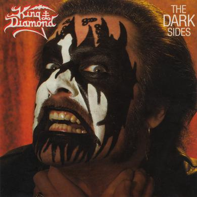 King Diamond THE DARK SIDES Vinyl Record