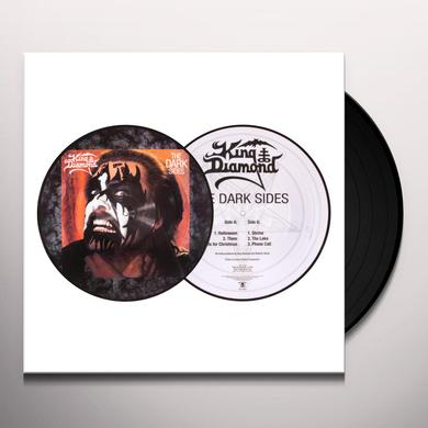 King Diamond THE DARK SIDES Vinyl Record