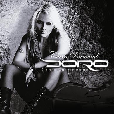Doro CLASSIC DIAMONDS Vinyl Record