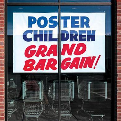 Poster Children GRAND BARGAIN Vinyl Record