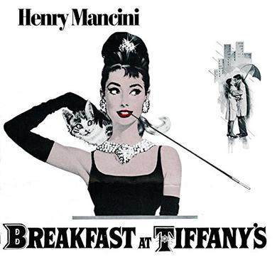 Henry Mancini BREAKFAST AT TIFFANY'S / O.S.T. Vinyl Record