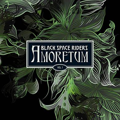 Black Space Riders AMORETUM 1 Vinyl Record