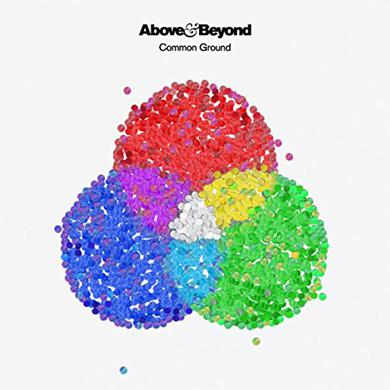 Above & Beyond COMMON GROUND Vinyl Record