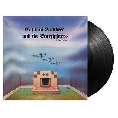 Robert Calvert CAPTAIN LOCKHEED & THE STAR FIGHTERS Vinyl Record