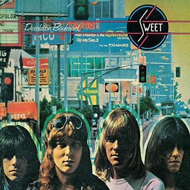 Sweet DESOLATION BOULEVARD Vinyl Record