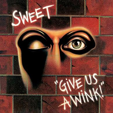 Sweet GIVE US A WINK Vinyl Record
