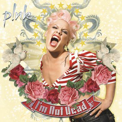 Pink I'M NOT DEAD Vinyl Record