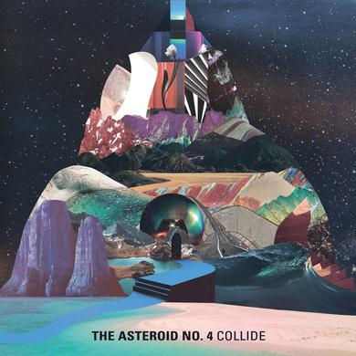 Asteroid No. 4 COLLIDE Vinyl Record