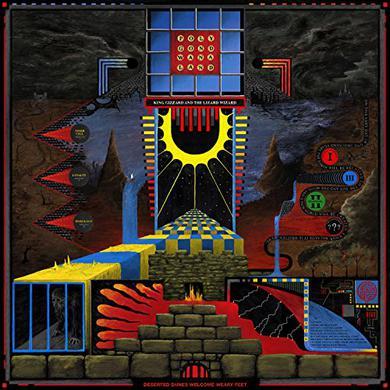 King Gizzard & The Lizard Wizard POLYGONDWANALAND Vinyl Record